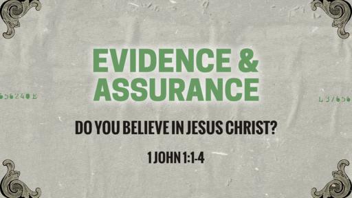 Do you believe in Jesus Christ?