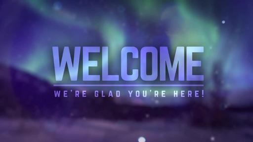 Christmas Aurora - Welcome