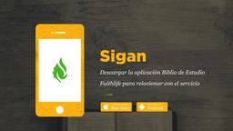 Discover God's Word señales 16x9 PowerPoint image