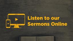 Discover God's Word sermons online 16x9 PowerPoint image