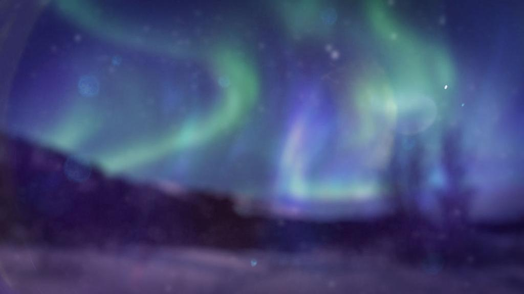Christmas Aurora large preview