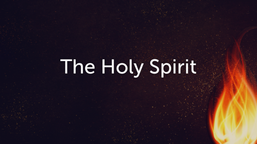 Announcement of the Holy Spirit