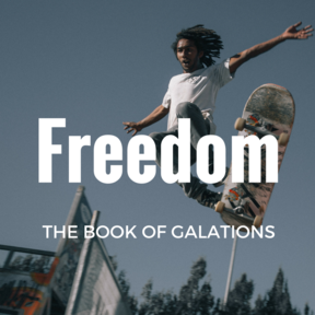 Freedom Part 1-Living in the Tree of Life Nov 5-6, 2016