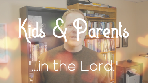 Household Text Colossians - Kids Parents Intro