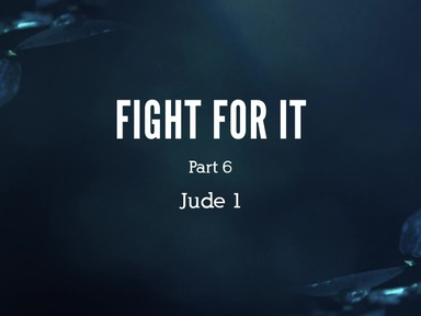 Fight for It Pt. 6