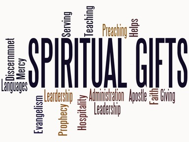 Sunday, February 16- Spiritual Gifts I