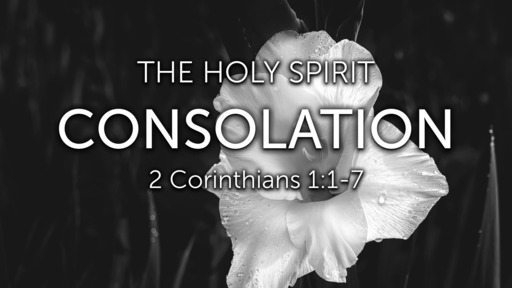 February 16, 2020 Message Recording for The Holy Spirit: Mediation
