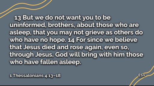 February 16, 2020   1 Thessalonians   Authentic Church