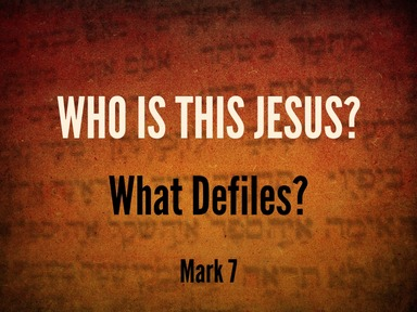 What Defiles?