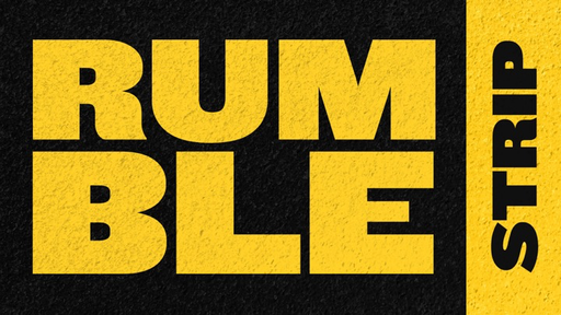 Rumble Strips | Week 3: Financial Freedom