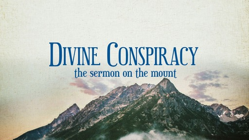 Divine Conspiracy 7