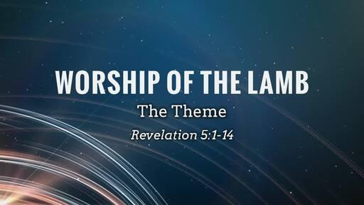 Worship of the Lamb