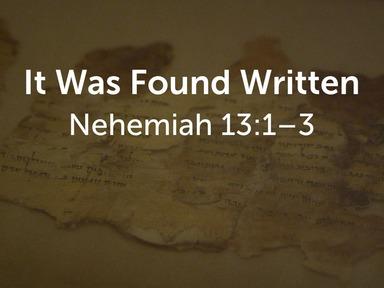 Nehemiah