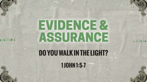 Do you walk in the light?
