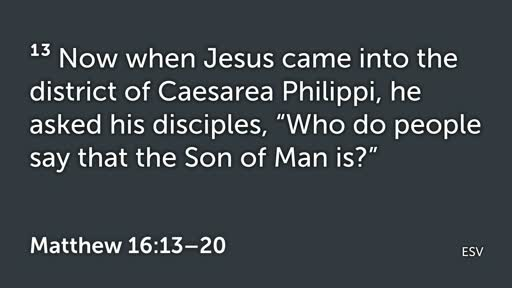 A Vision of Christ's Supremacy