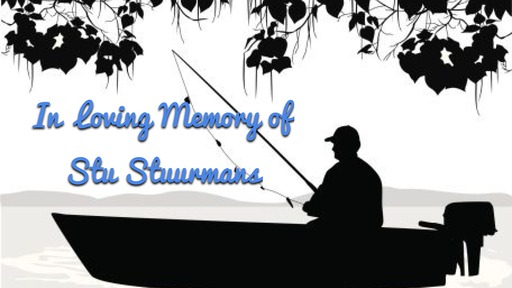 Memorial Service -Stu Stuurmans