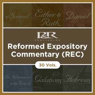 Reformed Expository Commentary | REC (30 vols)