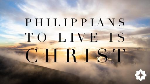 The Mind of Christ - Philippians 2:5-11