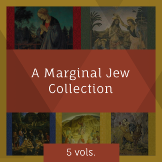A Marginal Jew: Rethinking the Historical Jesus (5 vols.)