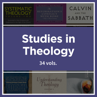 Studies in Theology (34 vols.)