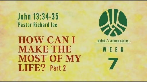 Rooted:  Week 7