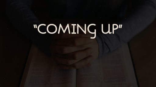 Wednesday Night Service (February 19, 2020) - A Hunger For God - Warning Temptation Ahead (Part 2)