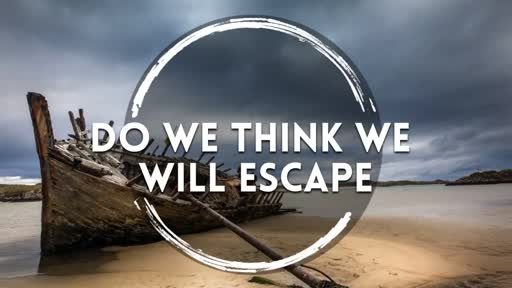 Do We Think We Will Escape - 11/27/2016
