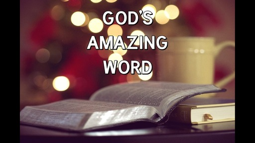 God's Amazing Word