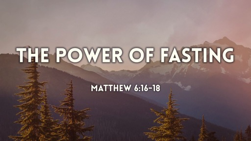 Power of Fasting