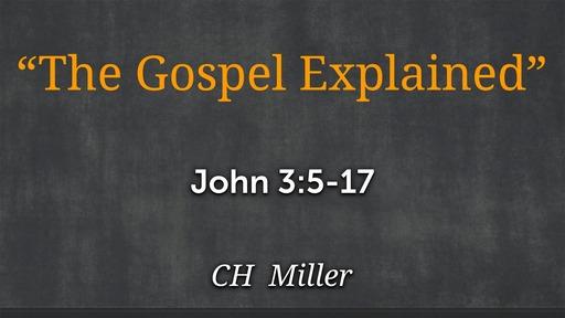 CH Miller