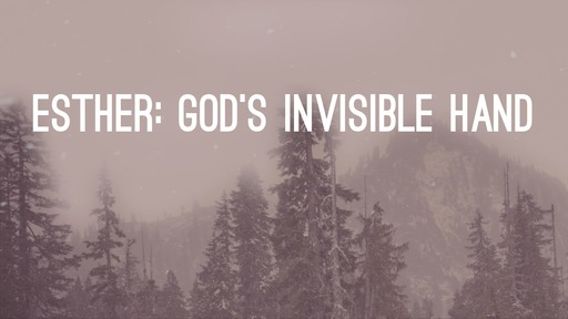 God's Invisible Hand