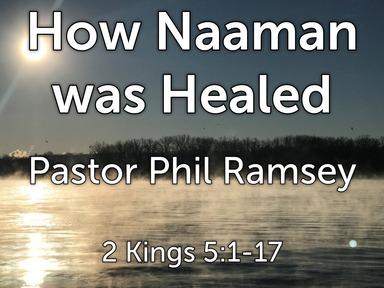 2020-02-23 How Naaman was Healed