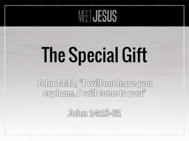 John 14:15-31 - Bob Chin