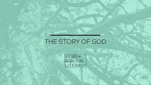 The Story of God – Good Creation