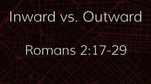 Inward Vs. Outward