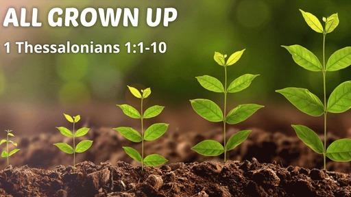 Thessalonians 1