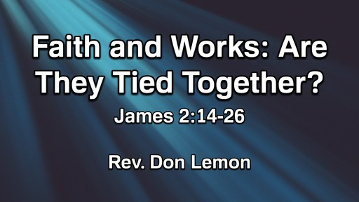 2-23-20 PM Sermon