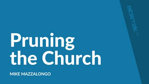 Pruning The Church