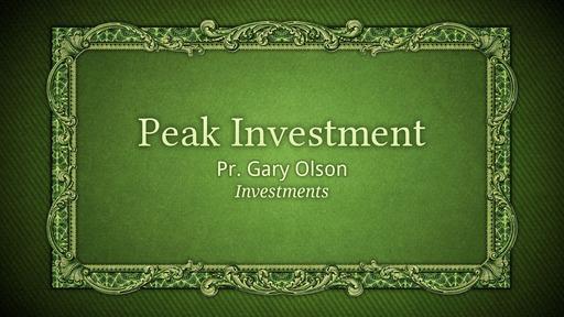 Peak Investment