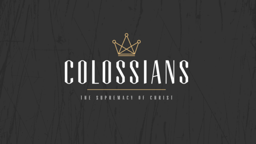 Colossians, Chapter 1