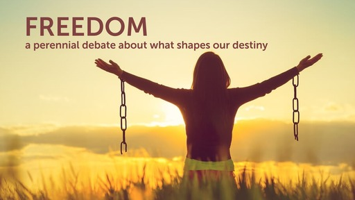 Freedom - A Perennial Debate About What Shapes our Destiny