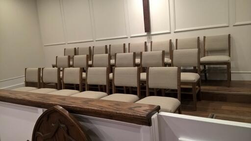 Choir Loft after remodel