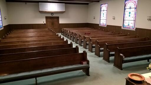 Old Sanctuary 2