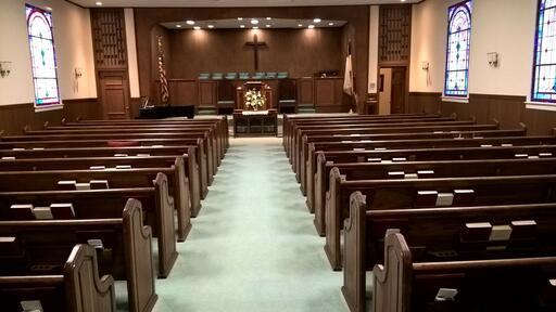 Old Sanctuary 1