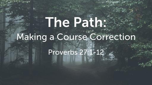2020 Lent: The Path