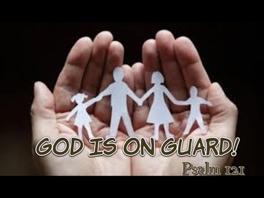 God is on Guard