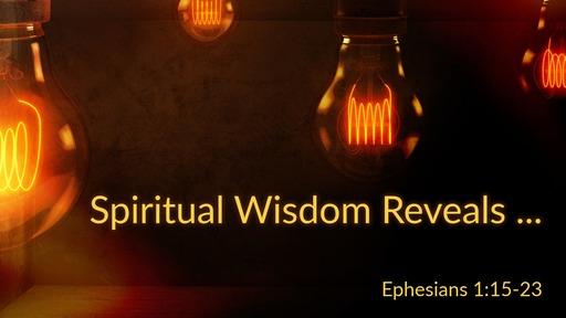 Spiritual Wisdom Reveals