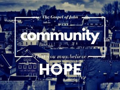 Community: Hope