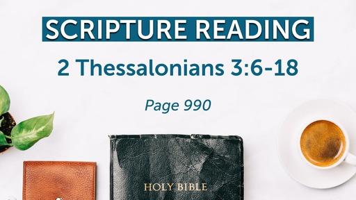 2 Thessalonians 2019
