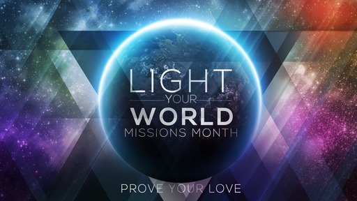 Missions Month - Prove Your Love : Get in the Offering Plate  | 2 Corinthians 8:1-8